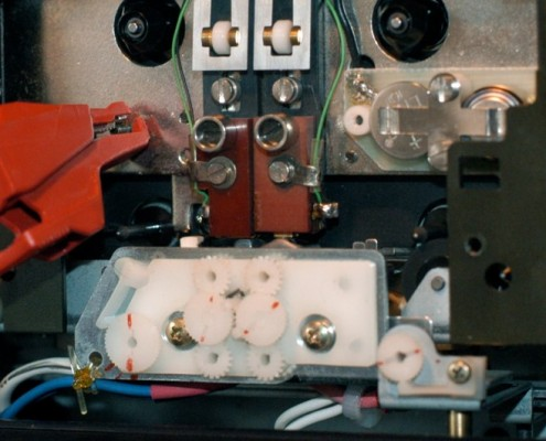 Calibrating the CR7's tilt